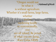 National Ag Week_Katy Coba quote
