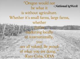 National Ag Week_Katy Coba quote